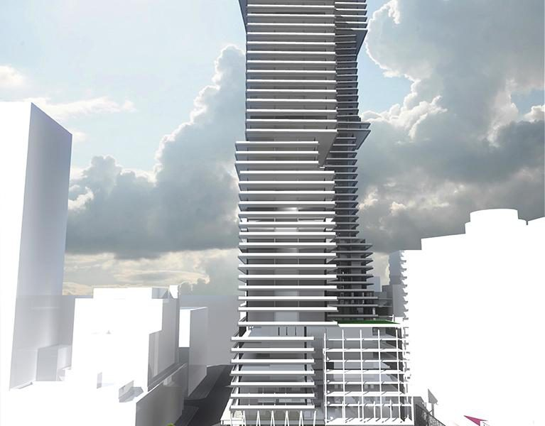 400 Front West Condos – 400 Front Street West