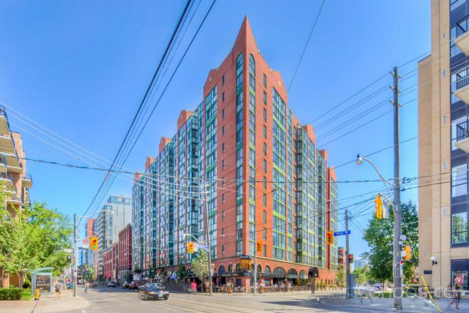 Citysphere Condos & Towns – 801 King Street West