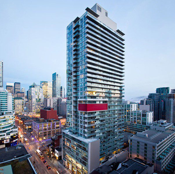 M5V Condominiums – 375 King Street West