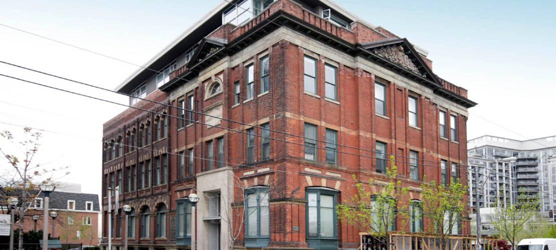Massey Harris Lofts – 915 King Street West
