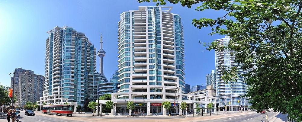 Riviera Condos – 230 Queens Quay West