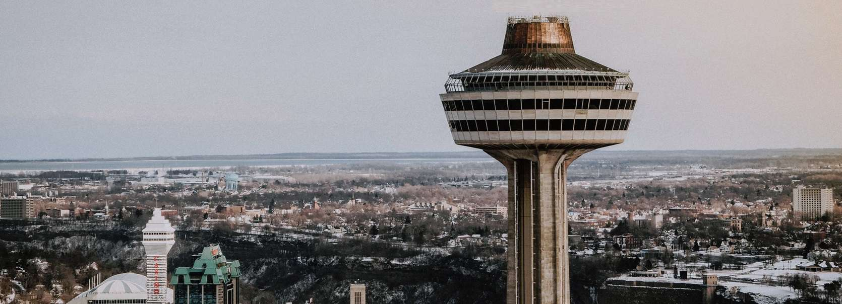 Skylon Tower in Niagara Falls