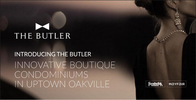 The Butler in Oakville